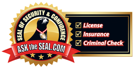 Ask the Seal Logo 2013