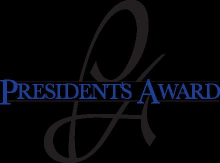 president award logo