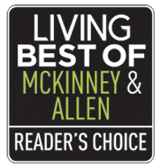 Living Best of McKinney Allen Readers Choice