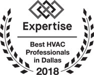 Best HVAC in Dallas 2018 logo