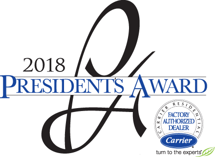 Carrier Presidents' Award logo
