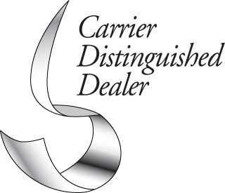 Carrier Distinguished Dealer award